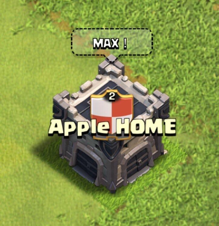 Apple HOME プロフ画像