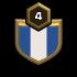 オヤジ進撃団 特戦キャンプIIのクランマーク
