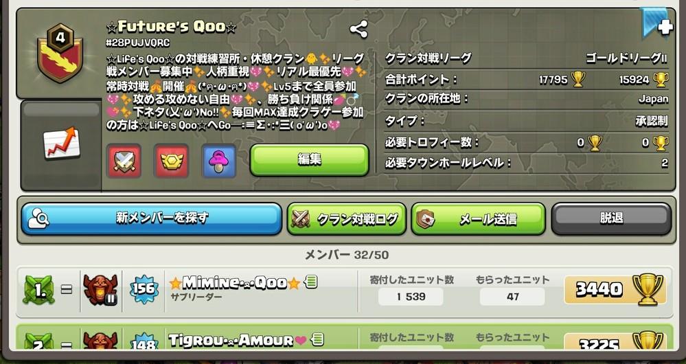 ☆Future's Qoo☆ プロフ画像