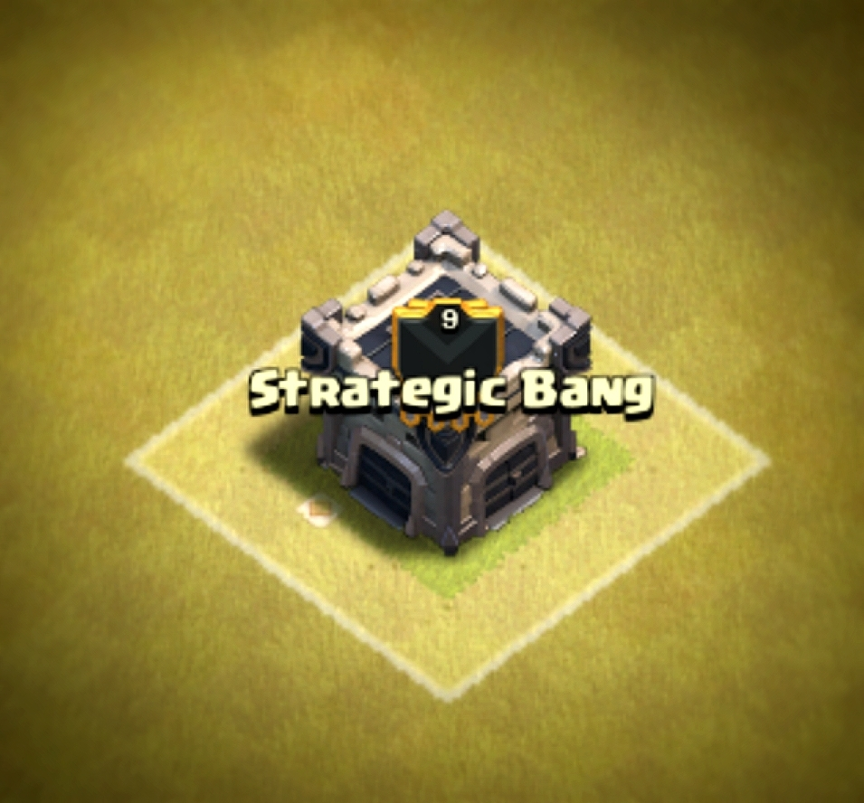 Strategic Bang