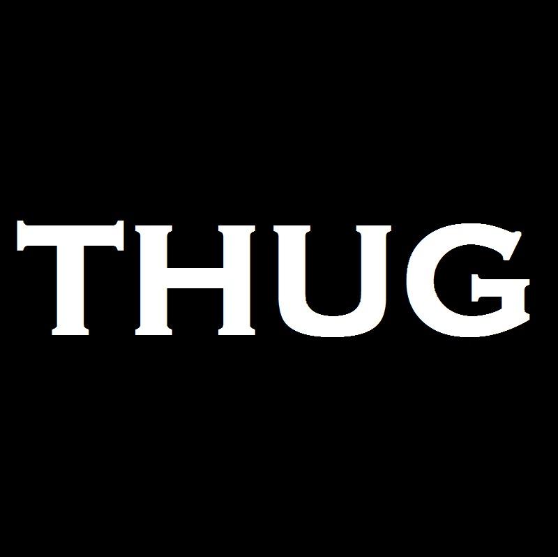 thug プロフ画像