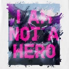 I AM NOT A HERO プロフ画像