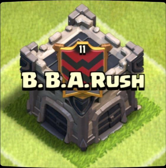 B.B.A.Rush プロフ画像1