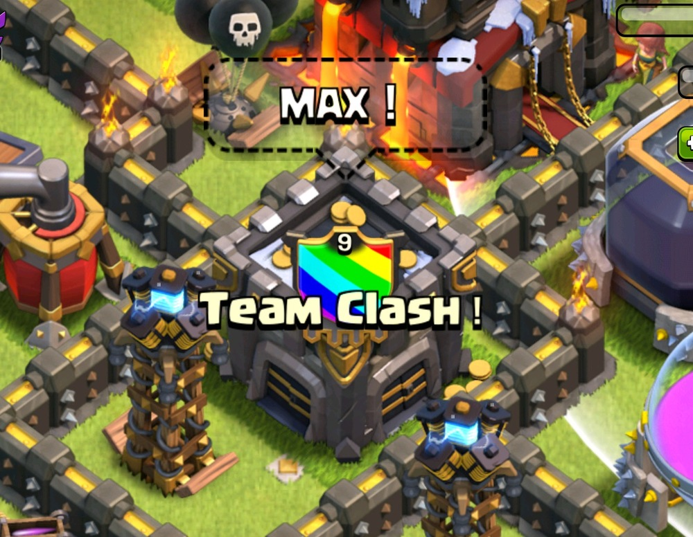 Team Clash!
