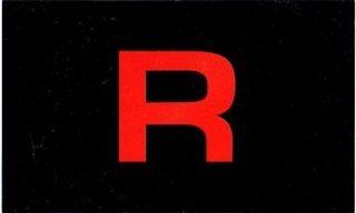 Rロケット団R プロフ画像